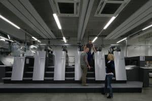 Druckerei in Wien