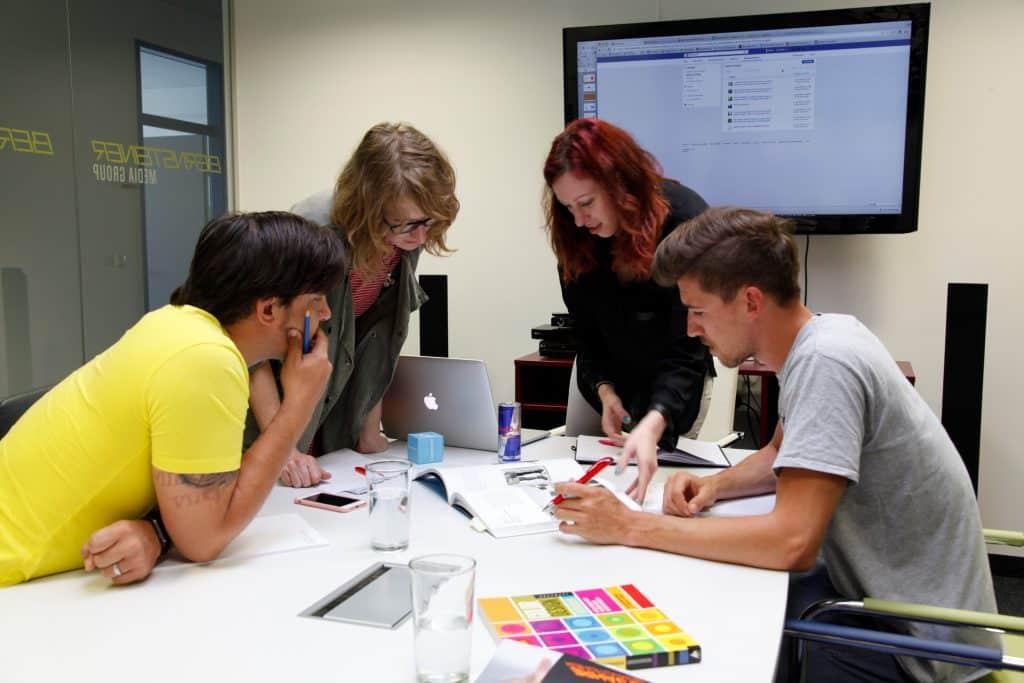 entwicklung kreative konzepte agentur