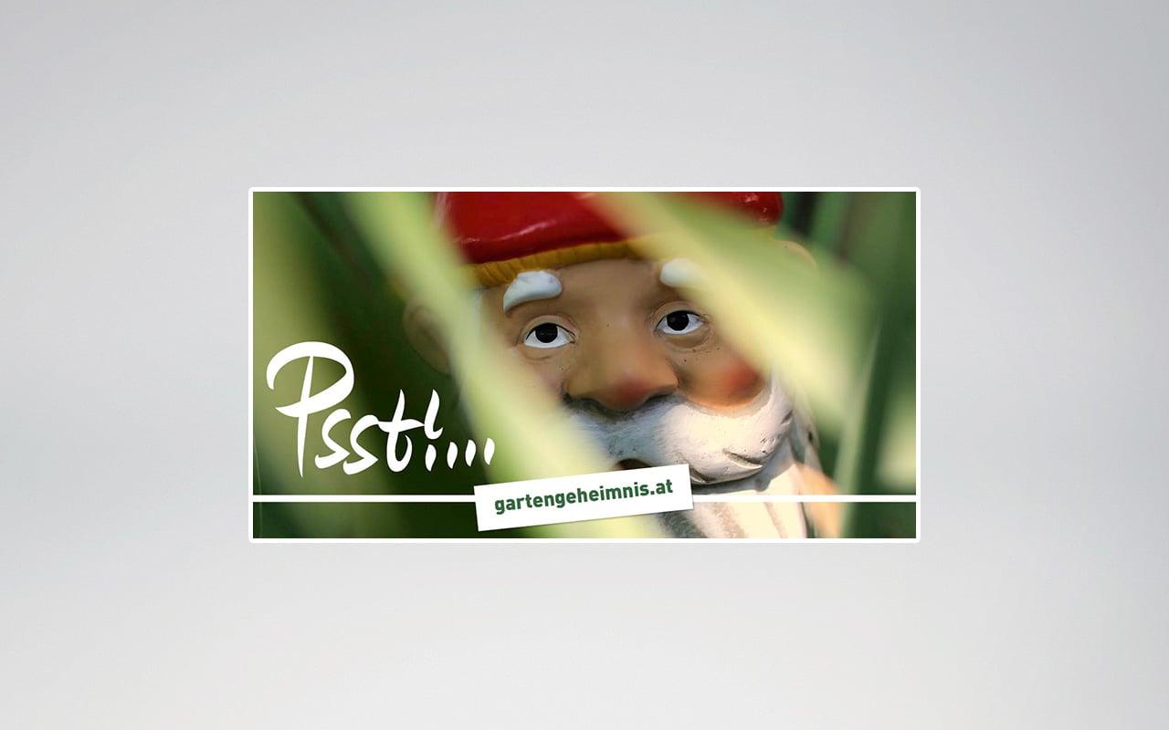 Social Ads & Posting-Gestaltung für Lagerhaus Gartengeheimnis