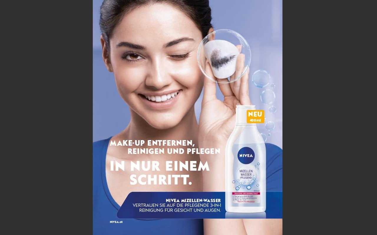 Grafik & Reinzeichnung für die Marken von Beiersdorf