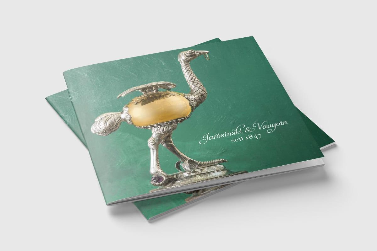 Domus-Silberschmiede-Broschuere