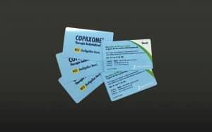 copaxone-scheckkarten